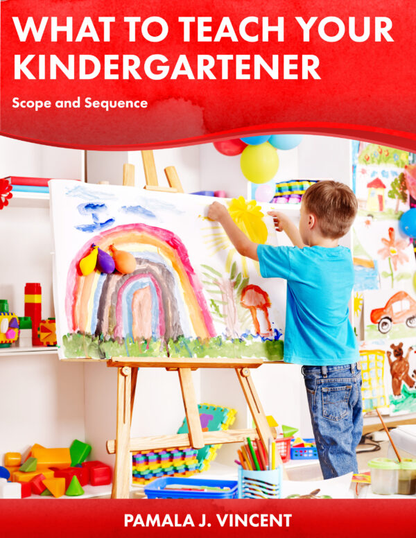 What to Teach Your Kindergartener