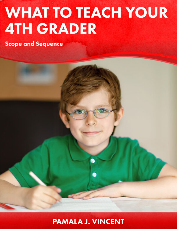 What to Teach Your 4th Grader