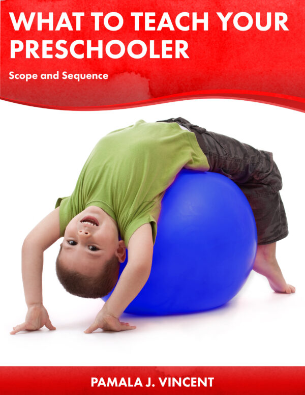 What to Teach Your Preschooler